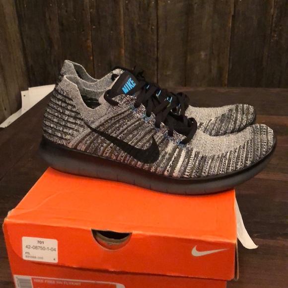e3fc32678dd1f Nike Free RN Flyknit Men s Shoes